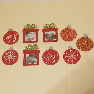 Assorted Christmas Magnets bundle